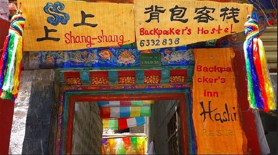 Shang-shang Backpacker's Hostel
