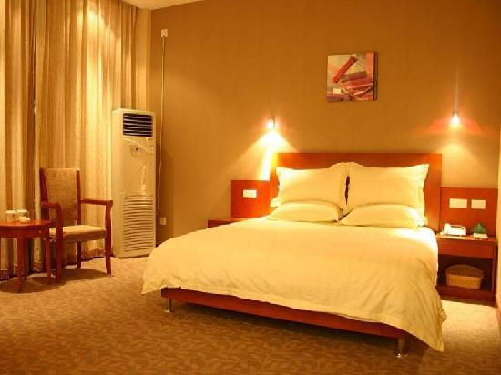 GreenTree Inn Huai'an Chuzhou Avenue Business Hotel