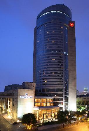 Sheraton Chengdu Lido Hotel