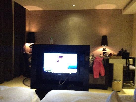Le Parker International Hotel: room