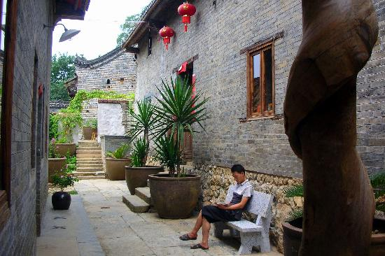 Yangshuo Secret Garden Boutique Hotel