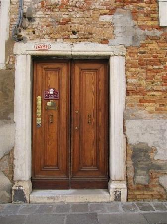 Residenza Ca&#39;Foscolo: Entrrance