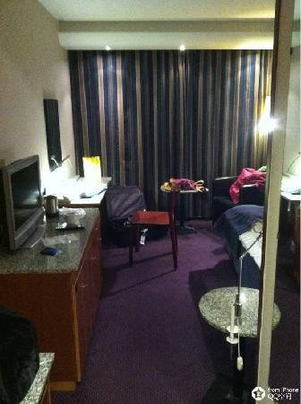 Radisson Blu Arlandia Hotel, Stockholm: 
