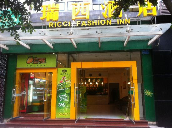 Photo of Ricci Fashion Inn Chongqing
