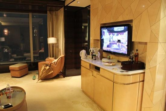 The Ritz-Carlton Shanghai Pudong: 套房