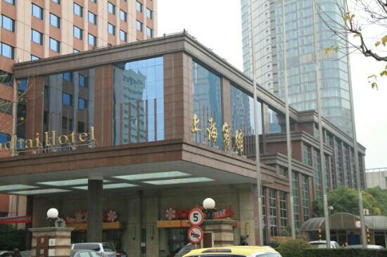 Shanghai Hotel: 