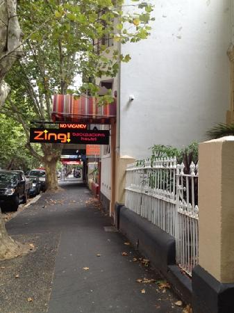 Photo of Zing Backpackers Sydney
