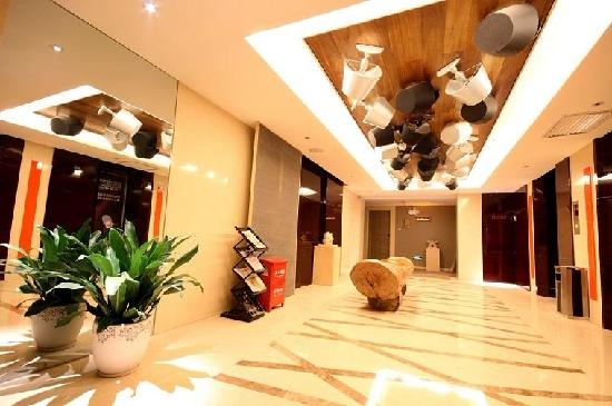 Mini Hotel Changsha Furong Middle Road