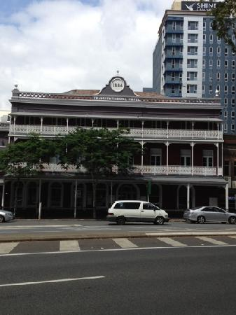 Photo of Transcontinental Hotel Brisbane