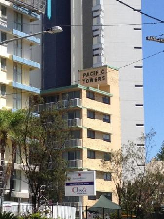 Photo of Surfers Pacific Towers Apartments Surfers Paradise