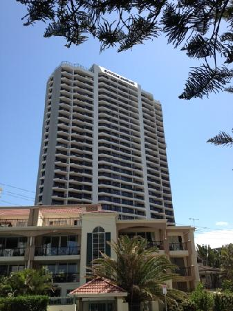 Surfers Century Apartments: surfers century