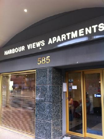 Harbour View Apartment Hotel: 