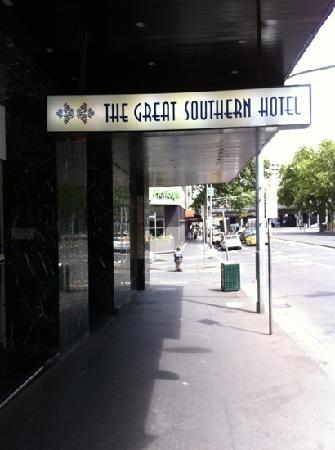The Great Southern Hotel: great