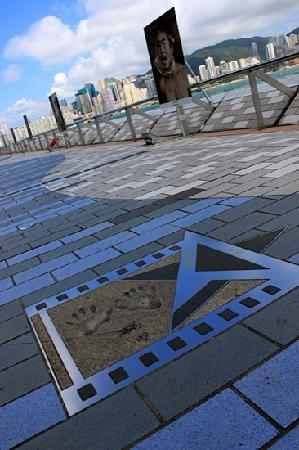 tempat wisata dihongkong on Avenue of the Stars - Hong Kong - Ulasan tentang Avenue of the Stars ...