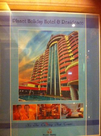 Planet Holiday Hotel: pic