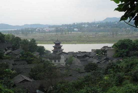 Pianyan Ancient Town: 偏岩古镇