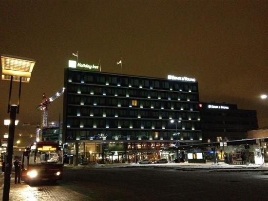 Holiday Inn Helsinki City Centre: 假日酒店