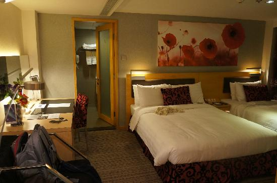 Metropark Hotel Wanchai Hongkong: 1