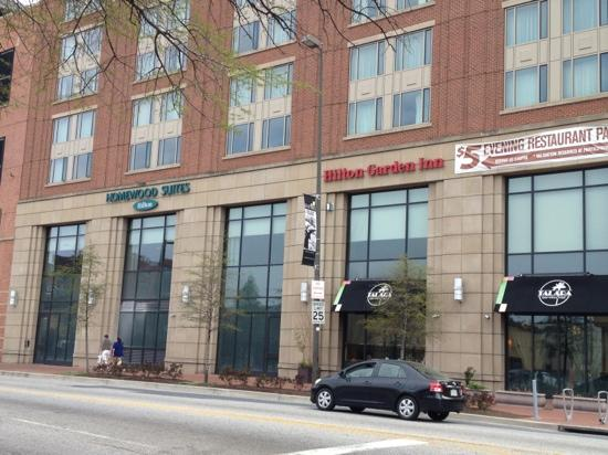 Hilton Picture Of Hilton Garden Inn Baltimore Inner Harbor Baltimore Tripadvisor