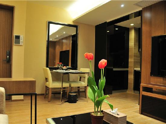 Tongxin Home Apartment Zhujiang Xincheng