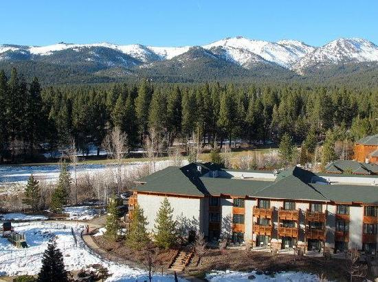 Hyatt Regency Lake Tahoe Resort, Spa and Casino: qwf