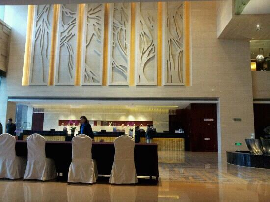 Crowne Plaza Grand Canal: 大堂