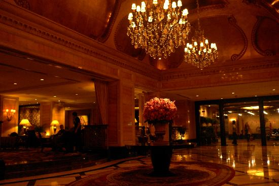 The Langham Hongkong: 1