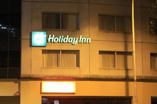 Holiday Inn Potts Point - Sydney: 酒店外景