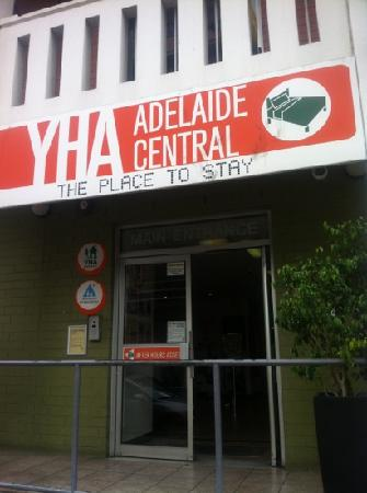 Adelaide central yha