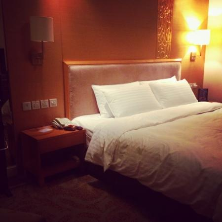 Dandong, China: room