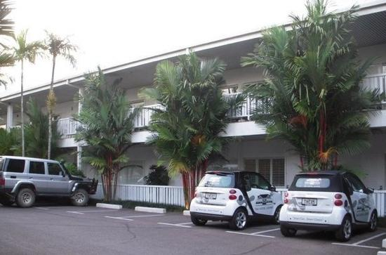 The Hotel Cairns: 