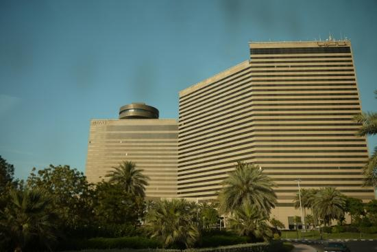Grand Hyatt Dubai: f