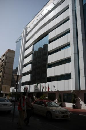 Holiday Inn Downtown Dubai: f