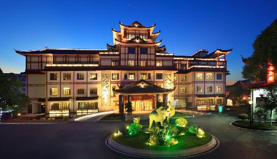 Photo of Xinfazhan Guhua Garden Hotel Shanghai