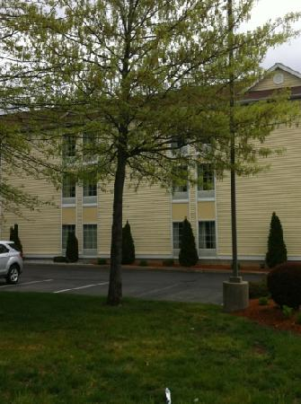 Hampton Inn Sturbridge: 旅馆