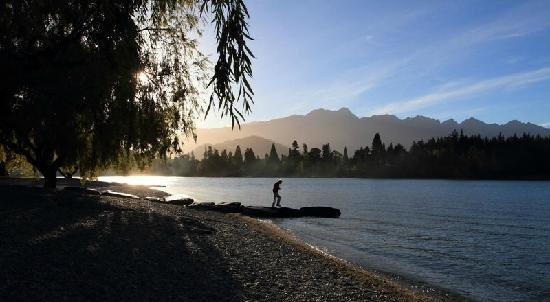 Copthorne Hotel and Resort Queenstown Lakefront : 风景