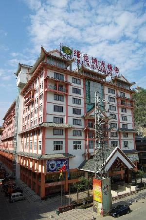 Hezhou attractions