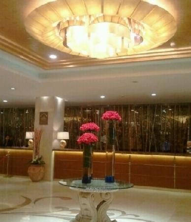 Sunworld Dynasty Hotel: 大堂