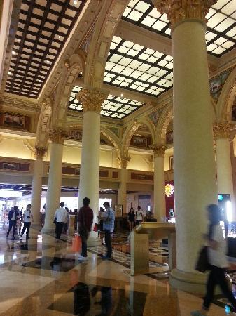 The Venetian Macao Resort Hotel: 大堂