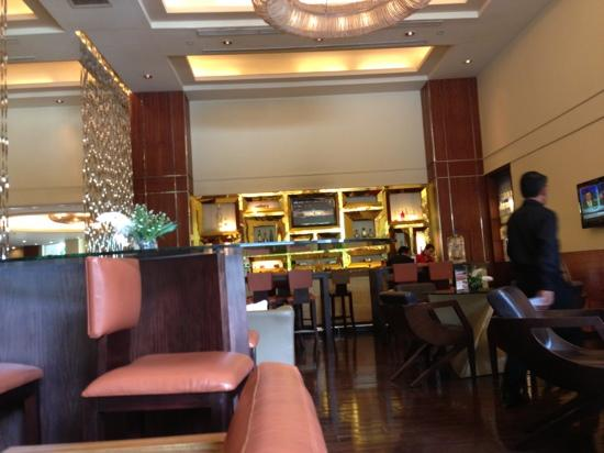 Marriott Cebu City: lobby bar