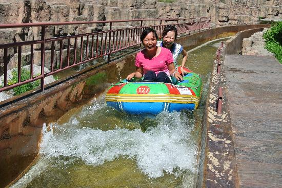 Chaoyang Ditch Scenic Resort