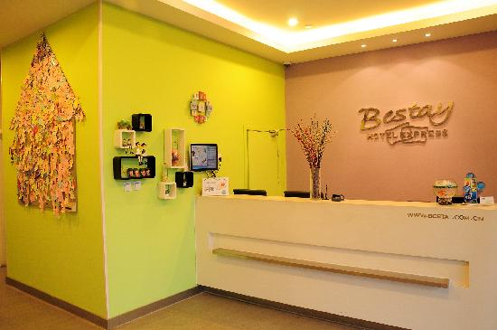Bestay Hotel Express Suzhou Railway Station Beisi Tower