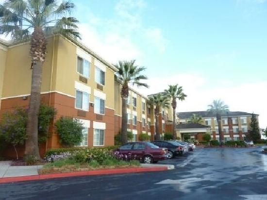Extended Stay Hotels San Mateo