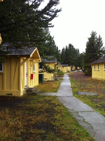 301 moved permanently for Yellowstone hotel and cabins