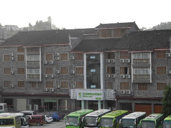 Wuyue Scenic Area Hotel Fenghuang