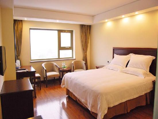 Green Tree Inn Qingdao Xiangjiang Road