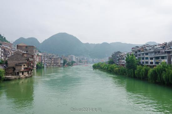 Zhenyuan County, China: 镇远古镇