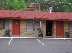 Caboose Motel