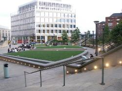 The Peace Gardens