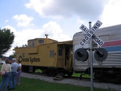 N.C.& St. L. Depot and Railroad Museum